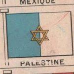 drapeau palestinien 1939